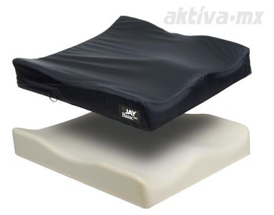 Cojín Jay Básico Pro para silla de ruedas