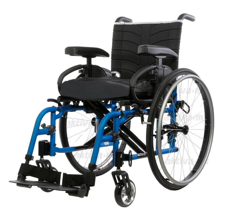Silla de ruedas Quickie Q2
