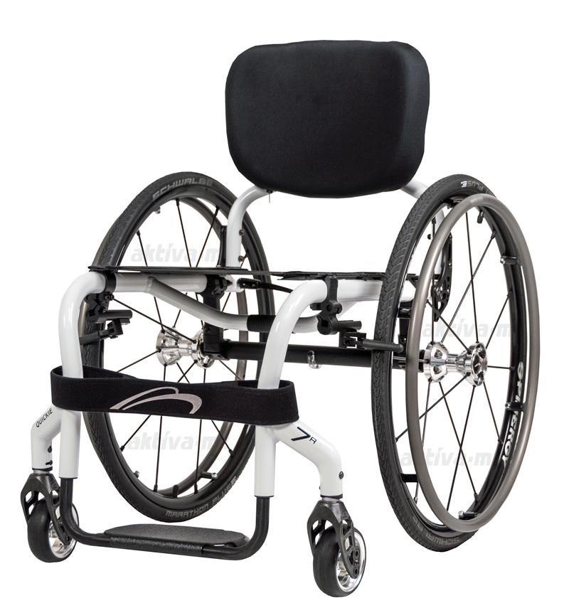 Silla de ruedas Quickie Q7