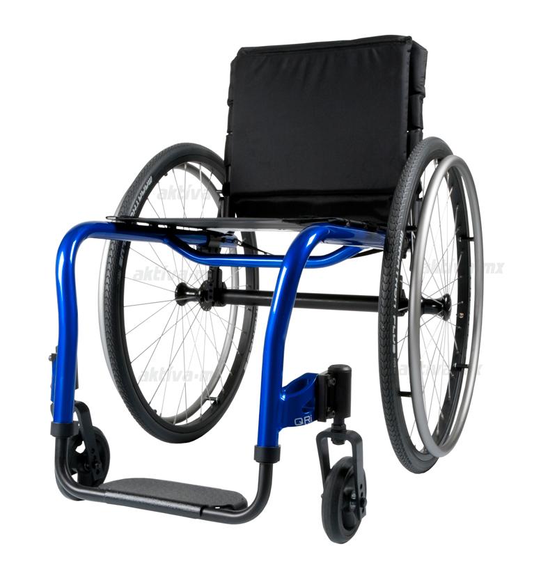 Silla de ruedas Quickie QRi
