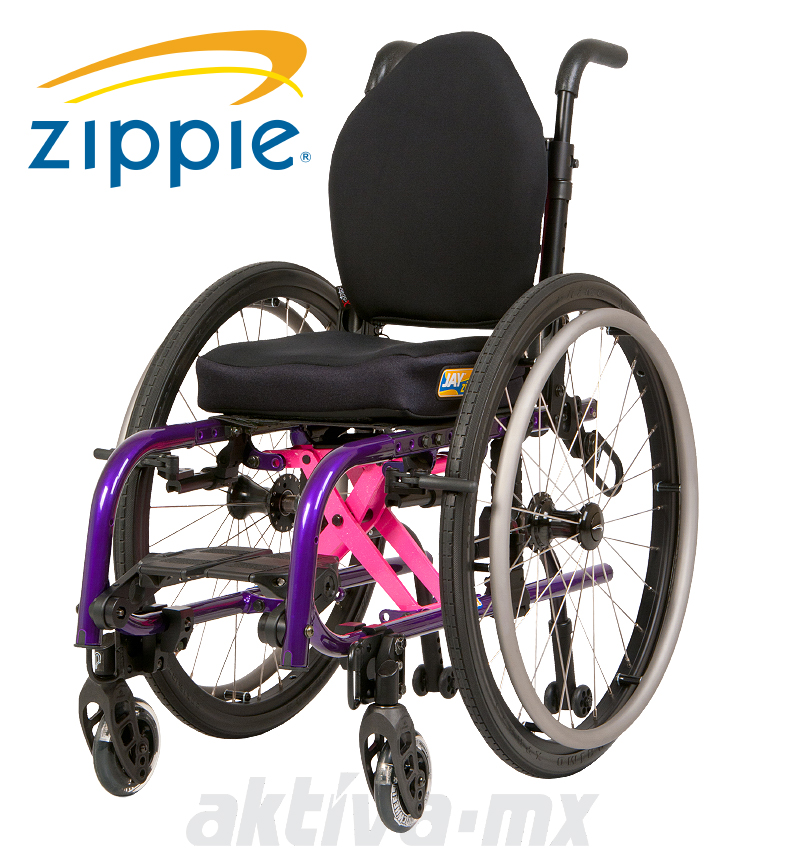 Silla de ruedas Zippie Xcape pediátrica