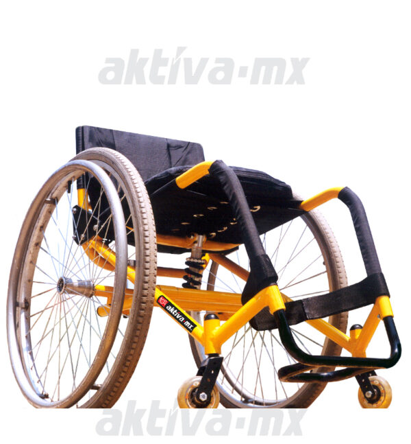 Silla de ruedas activa de uso diario a la medida