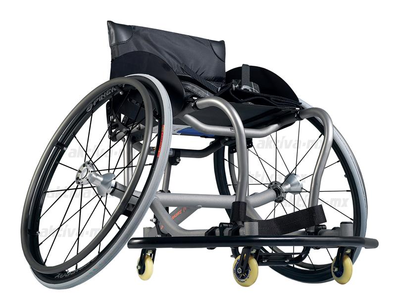Silla de ruedas deportiva basquetbol