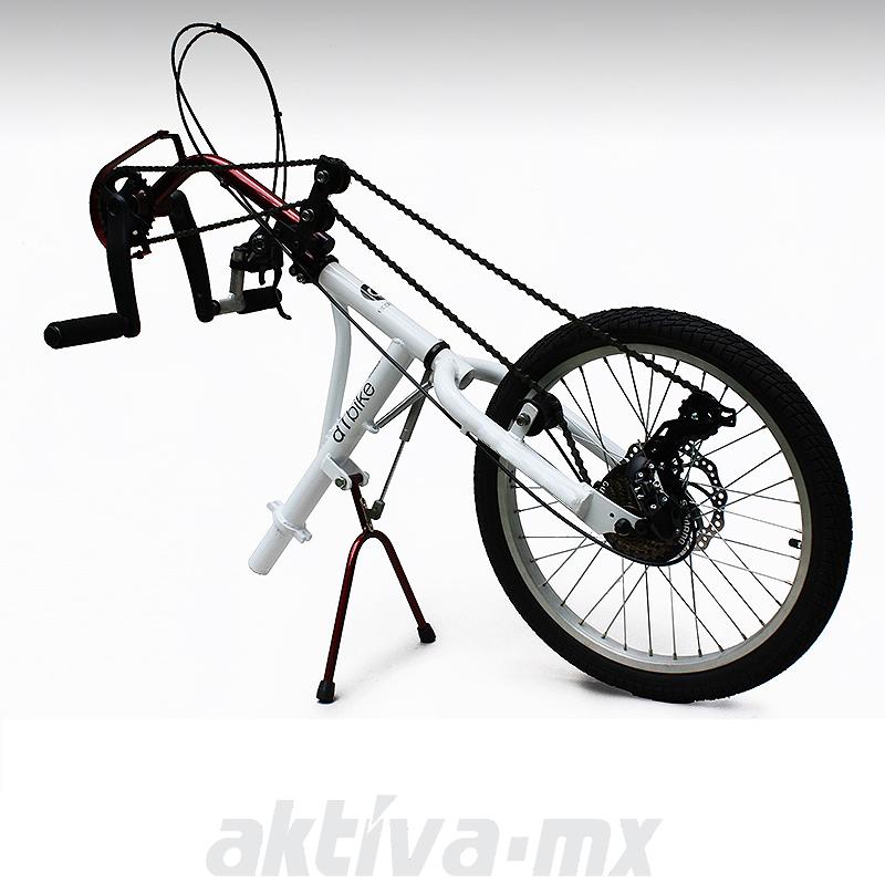 Handbike manual para silla de ruedas