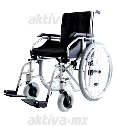 Silla de ruedas de traslado ortopédica