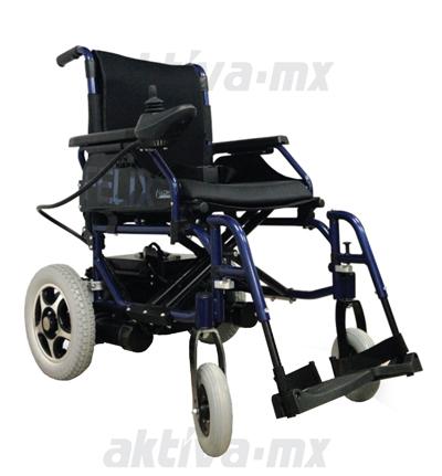 Silla de ruedas motorizada