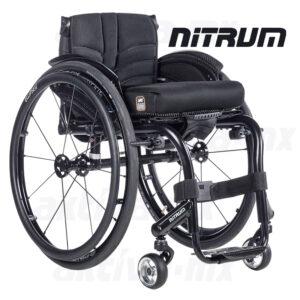 Silla de ruedas activa QUICKIE Nitrum en Mexico